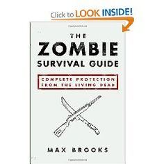 I think every one should have a copy of this book, even IF the only zombies we ever see are just politicians!