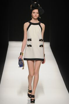 Fall 2012 Ready-to-Wear - Moschino