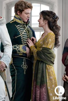 There's nothing quite like an classic romance. Tune in on January 18th at 9/8c to see more from War and Peace!