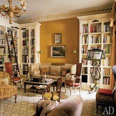 Дом декоратора Шарлотты Мосс в Нью-Йорке