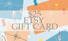 big red clifford: grateful giveaway - $25 etsy gift card