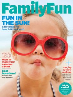 """Sign up for afree one-year subscription to Family Fun magazine.Be sure to say """"no thanks"""" to any additional offers presented to you. Thanks,Freebie Shark!"""