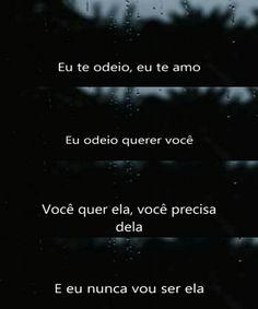 I hate u, I love u