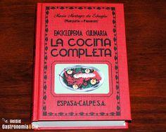 La enciclopedia culinaria. Para cuando estás siguiendo una receta y te pierdes con los términos :)