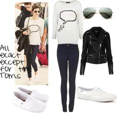 Eleanor Calder! Love her fashion sense!