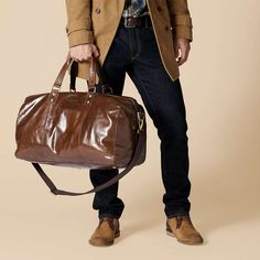 FOSSIL® Bag Styles Travel:Men Transit Duffle MBG8236