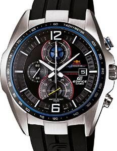 Discount CASIO EDIFICE Red Bull Racing Chronograph Men's Watch EFR528RBP-1A, Free Shipping, Free Returns, Best price, Best Deal, Where to buy