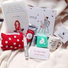 My Little Cosy Box de My Little Paris avec le Rooibos amande Løv Organic
