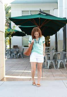 Outfit: Shorts Girl | THE MODERN SAVVY