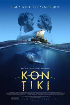 Kon Tiki (2013). Based on the Academy Award®-winning documentary, KON TIKI is the story of legendary Norwegian explorer Thor Heyerdahl. In 1947, he and five other men crossed the Pacific Ocean in a balsa wood raft, proving that pre-Columbian South Americans could have crossed the sea and settled the Polynesian islands. After financing the trip through loans and donations, they set off on this epic 101-day journey across 4,300 miles of dangerous open water, as the world watched.