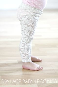Baby Lace Leggings