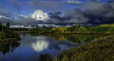 Storm Clouds Lifting by Jeff Clow on 500px