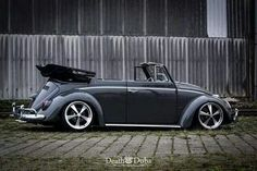 Classic Car News Pics And Videos From Around The World Vw Beetle Cabriolet, Volkswagen Golf Cabriolet, Volkswagen Convertible, Vw Volkswagen, Vehicle Signage, Kdf Wagen, Hot Vw, Vw Vintage, Best Muscle Cars