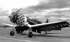 The Saga of the F2G Corsair #74 Air Racer.