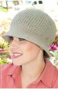 hand crocheted chemo cap for hair loss