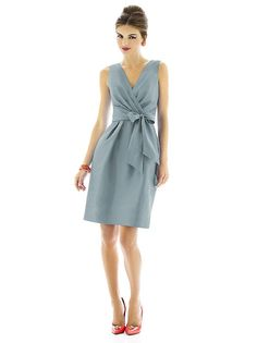 Alfred Sung Style D597 http://www.dessy.com/dresses/bridesmaid/D597/?color=midnight=47#.Uf6VQI3VBsl