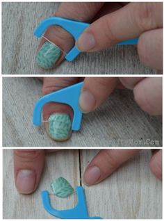 FOLLW ME @RUULALA   Floss method How to easily remove jamberry nail wraps without causing damage to your nails, Nailart, Nail art wraps tips and tricks for nail Design