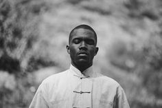 frank ocean's music is highly recommended