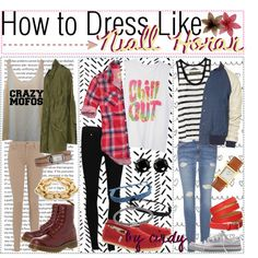 """""""How to Dress Like Niall Horan : Edition 1"""" by official-onedirection-magazine on Polyvore"""