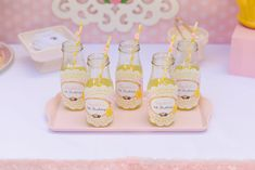 Sweetly Chic Events Princess Belle Tea Party