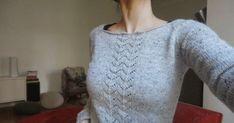 tricoter un pull tout simple, vraiment facile.          Voilà vous vous rappelez de Ravello oui là .   Et bien c'est un pull parfait pour mo...