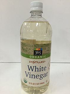 365 Everyday Value Organic Distilled White Vinegar -- Awesome product. Click the image: at Cooking Ingredients.