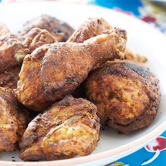 Creole Fried Chicken Recipe - Cook's Country