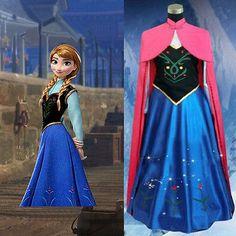 $18.87 (Buy here: https://alitems.com/g/1e8d114494ebda23ff8b16525dc3e8/?i=5&ulp=https%3A%2F%2Fwww.aliexpress.com%2Fitem%2FCaldo-Xmas-Frozen-Principessa-Anna-Adulto-Donna-Cosplay-Abito-Cosplay-Costume%2F32705331284.html ) Caldo Xmas Frozen Principessa Anna Adulto Donna Cosplay Abito Cosplay Costume for just $18.87