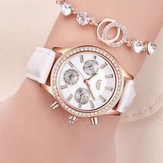 4b2fe20cd Women's Fashion/Stylish Quartz Watches for Both Casual Social Gatherings  and Formal Meetings-1