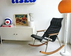 Rocking Chair, I Shop, Vintage Items, Danish, Living Rooms, Chairs, House, Shopping, Furniture