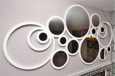 Dekoratif Aynalar | Sanat Life, Ayna Modelleri, Yatak Başlıkları