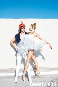 Miami City Ballet School Strictly Ballet Interviews and Photos | Teen Vogue