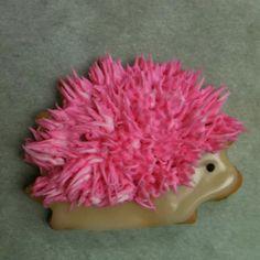 Hedge Pig Cookie!