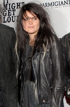 Allison Mosshart. She has the most awesome style. I