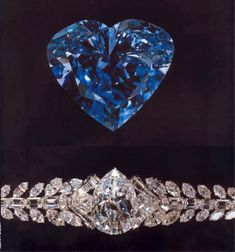 The heart of eternity diamond