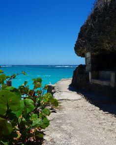 Entre mim e o mundo existe o sonho que oceano.  .  Crane Beach, #Barbados #caribean