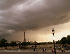Eiffel Tower by Sieper 2007