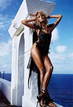 Wild Thing :: Vogue Paris June