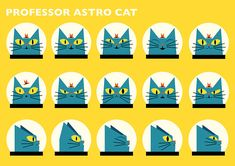 Interview: Ben Newman and Dominic Walliman on creating Professor Astro Cat   Headless Greg