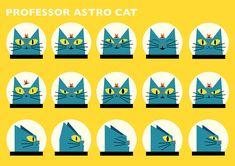 Interview: Ben Newman and Dominic Walliman on creating Professor Astro Cat | Headless Greg