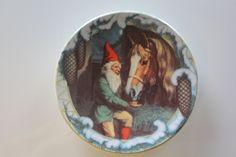 Arabia Finland Christmas plate