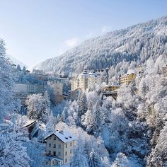 Where to go on holiday in March: 20 top destinations Visit Austria, Austria Travel, Haus Hirt, Bad Gastein, Spa Hotel, Holiday Places, Cheap Hotels, Affordable Hotels, Ska