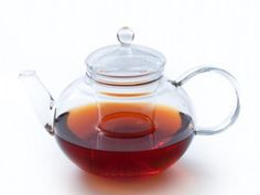 Miko Glass Teapot
