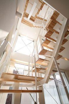 階段 Stairways, Loft, Furniture, Home Decor, Stairs, Staircases, Decoration Home, Room Decor, Lofts