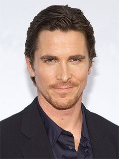 Christian Bale.. an amazing Batman!!! AND a great loving guy.. he went to Colorado to visit all the people in the shooting