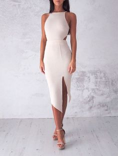 Swans Style is the top online fashion store for women. Shop sexy club dresses, jeans, shoes, bodysuits, skirts and more. Night Outfits, Dress Outfits, Fashion Dresses, Dress Up, Tube Dress, Grad Dresses, Evening Dresses, Short Dresses, Formal Dresses
