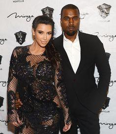 Kim Kardashian and Kanye West's Baby North West's Birth Weight Revealed!