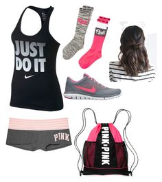 """Peru day 15"" by rikey-byrnes on Polyvore featuring Victoria's Secret and NIKE"