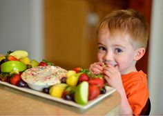 Picky Eaters Are Healthy Kids