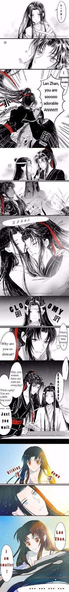 Mosspaca Advertising Department, Manga Cute, The Grandmaster, Shounen Ai, Kuroko, Chinese Art, Haha Funny, Manhwa, Novels